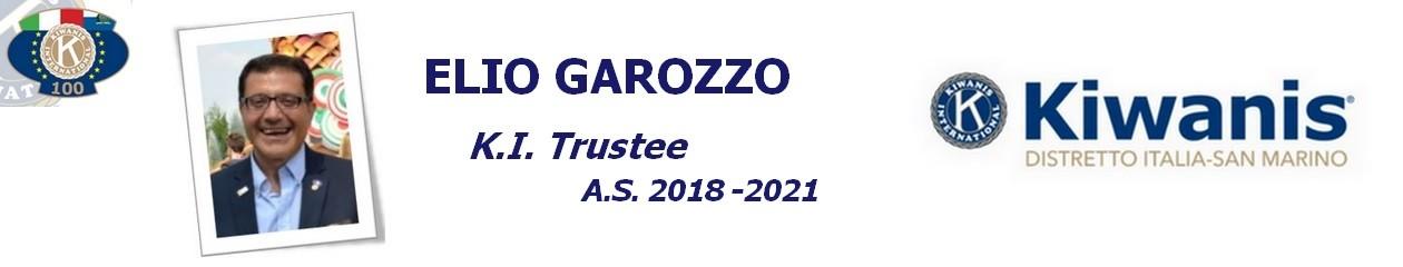 Elio Garozzo –  K.I. Trustee